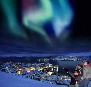 tpe aurores boreales